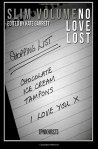 No Love Lost Cover